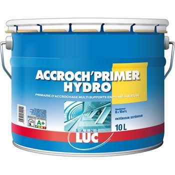 Primaire DAccrochage Multi Supports  AccrochPrimer Hydro  Saint Luc