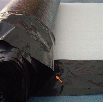 sous couche udizol 3 mm sols parquets et stratifies. Black Bedroom Furniture Sets. Home Design Ideas